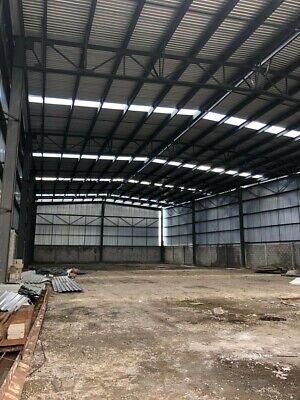 Renat de bodega industrial de 1,160 m2 en Capulhuac
