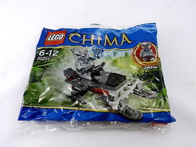BNIB LEGO CHIMA WINZARS PACK PATROL No 30251