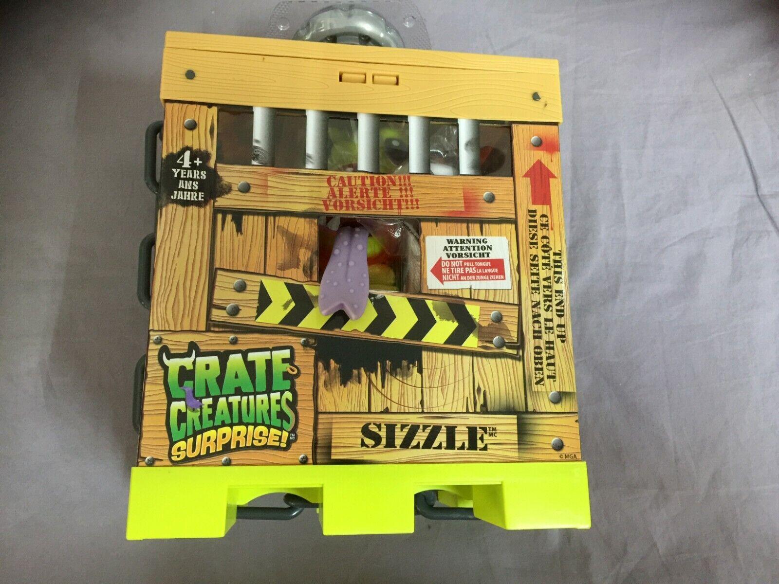 Crate Creatures Surprise  - Figur Sizzle - Neu & Ovp - MGA Entertainment