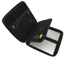 S Hartschalentasche Schutzhülle für externe DVD-/CD-/Blu Ray-Brenner, FLASHWOIFE