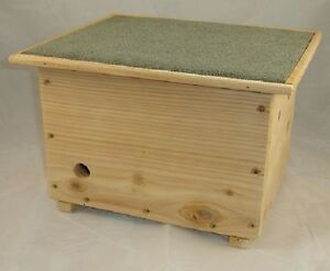 BUMBLE-BEE-HOUSE-HIVE-NESTER-BOX-WITH-OBSERVATION-WINDOW-CEDAR