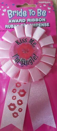 "Plástico rosa /""Kiss me ~ soy single/"" Premio Roseta Cinta."