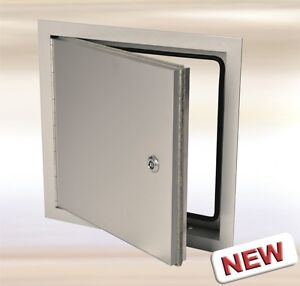 Access panel 18 x 18 exterior weather resistant system for 18 x 18 access door