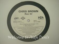 Chris Brown, Run It! LP (VG) 12""