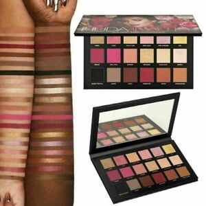 HUDA-BEAUTY-ROSE-GOLD-Rimasterizzato-Eyeshadow-Palette-18-COLORI-tonalita-SEXY