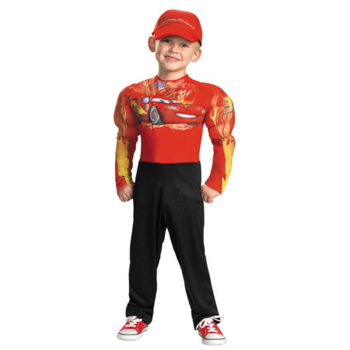 Disney Cars - Lightning McQueen Classic Muscle Boys Costume