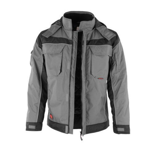QUALITEX PRO Winterjacke Arbeitsjacke Winter Jacke Schutzjacke XS-5XL