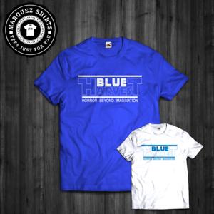 T-Shirt BLUE HARVEST STAR WARS Code Name Return Of The Jedi tee