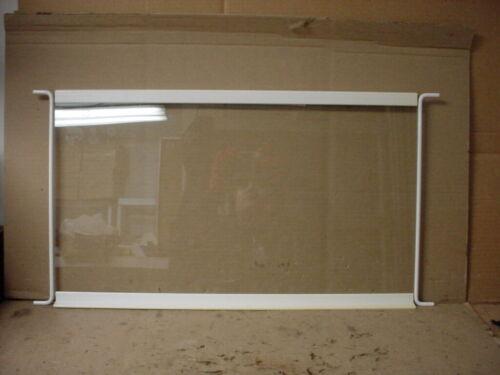 Frigidaire Refrigerator Glass Shelf in Frame Part# 216781600 297324500 216781500