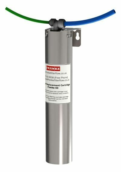 Stainless Steel Filter Housing Upgrade Kit