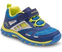 Striderite Boys Non-tie Sneakers Blue/lime Little Boys Size 7 1/2 M