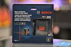 Bosch-GLL-2-Self-Leveling-Cross-Line-Laser