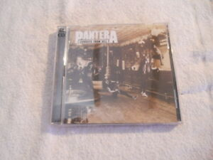 "Pantera ""Cowboys from Hell"" 2010 2cd Edition 20th Annyversary NEW - Italia - Pantera ""Cowboys from Hell"" 2010 2cd Edition 20th Annyversary NEW - Italia"