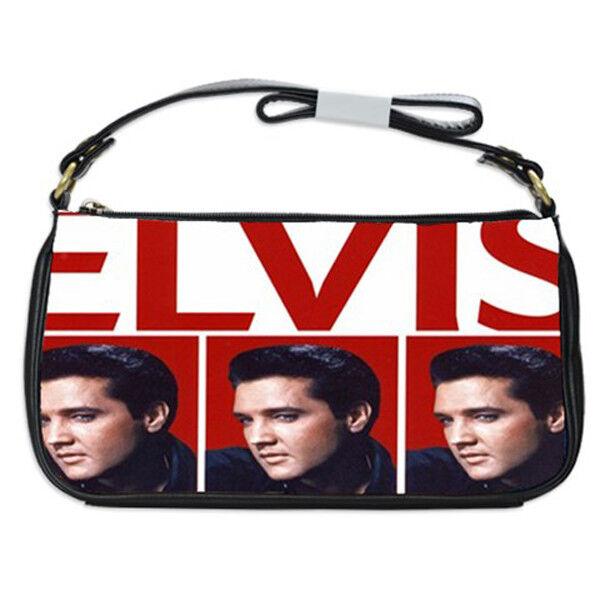 Elvis Presley Shoulder Clutch Bag/Purse/Handbag-NEW