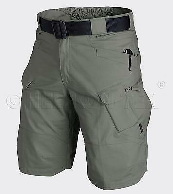 Helikon Tex Utp Urban Tactical Cargo Shorts Pantaloni City Breve Oliva Drab Xxl Xxlarge-mostra Il Titolo Originale