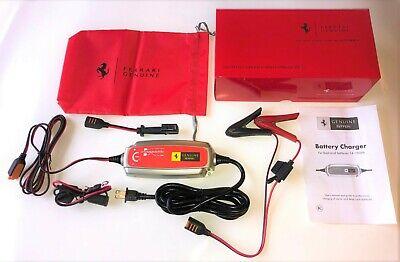 Ferrari Factory Battery Tender 70002821 Algar Ferrari On Sale In Stock Now 20001315 Ebay