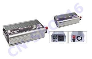 Plafoniera Camper 12v : Inverter w watt v trasformatore auto campeggi barca