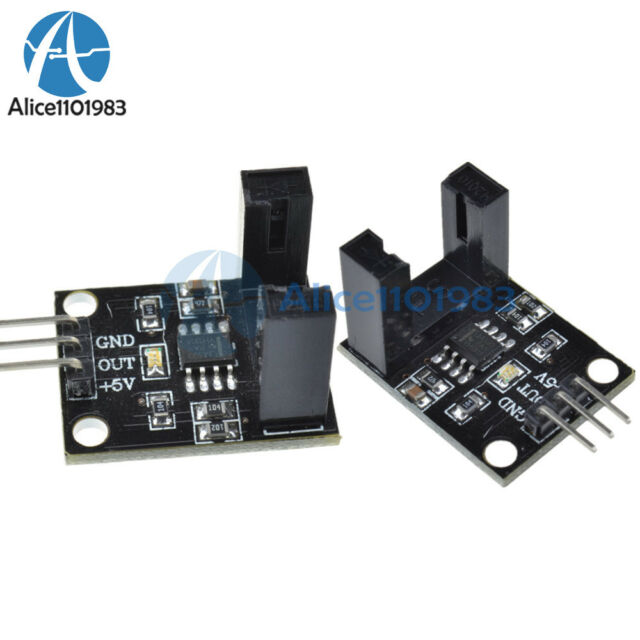 5PCS LM393 H2010 Photoelectric Sensor Infrared Radiation Count Sensor Module