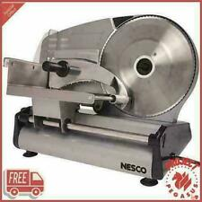 New Listingcommercial Blade Electric Meat Slicer Deli Cheese Food Cutter Kitchen Home Tool