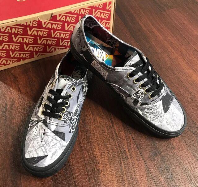 van shoes size 8