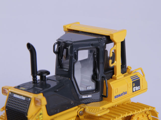 1 50 50 50 DieCast Komatsu D61EX Construction Universal Hobbies Collection UH8000 e91aa0