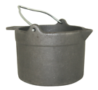 Lyman Cast Iron Lead Melting Pot 10lb Capacity 2867795