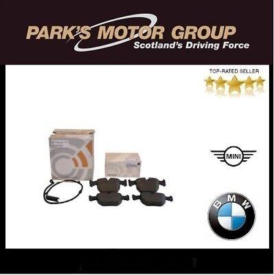 BMW Genuine Front Brake Pads /& Sensor Set E90//E91//E92//E93 34112288858