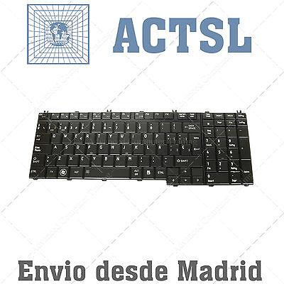 Espressive Teclado Español Negro Toshiba Tecra A11-d11 Series Mp-06876e0-3564 Sconto Complessivo Della Vendita 50-70%