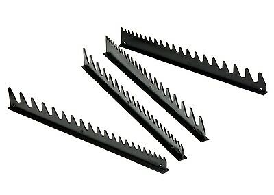 Ben Informato Ernst 6015 40 Tool Wrench Organizer Rail Kit -black
