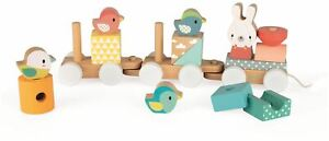Janod-PURE-TRAIN-Wooden-Toy-BN