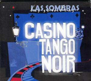 "CD ""Casino Tango Noir"" LAS SOMBRAS"