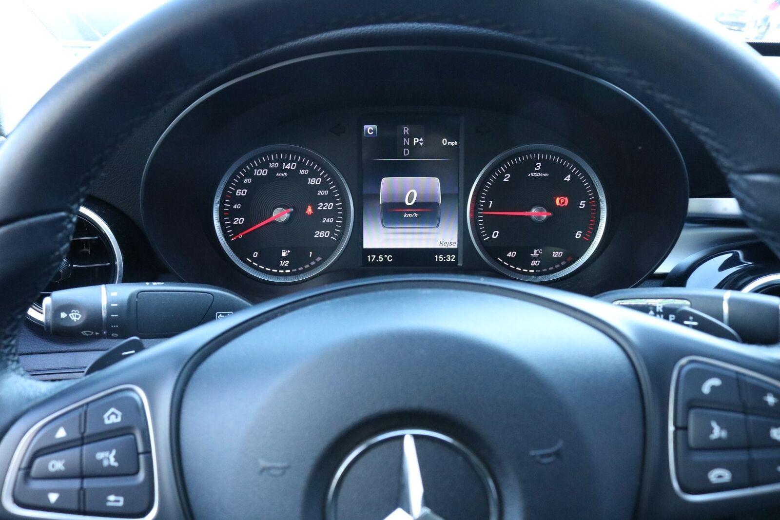 Mercedes C220 d aut.