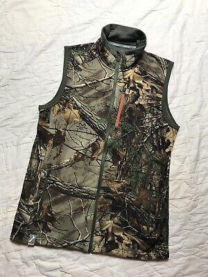 New IceBreaker Sierra Merino Wool Vest Realtree Camo Mens M Medium Hunting NWT   eBay