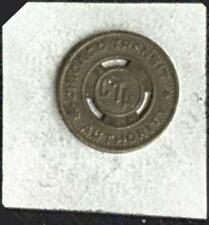 Chicago CTA Token  150AC