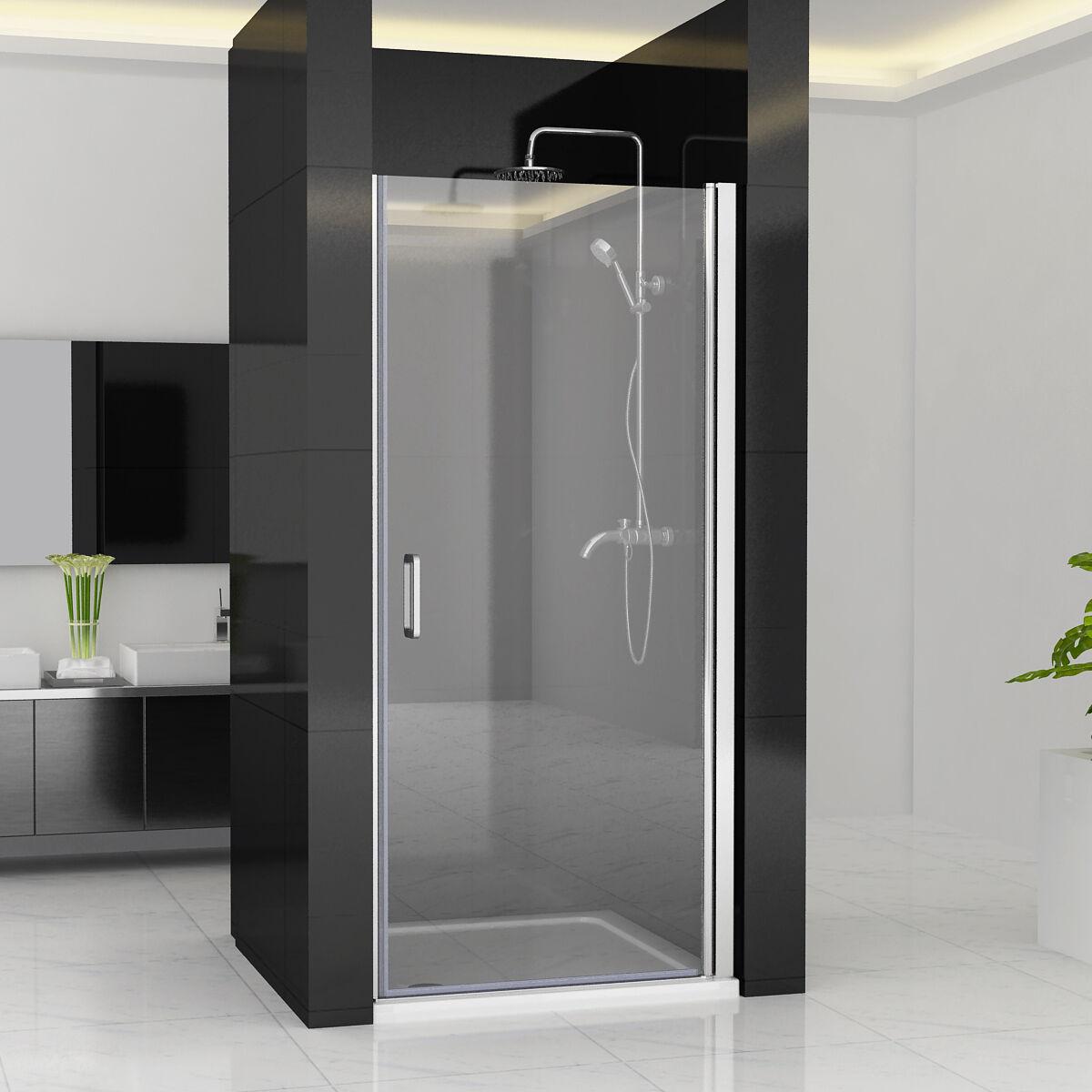 nischent r duschabtrennung duschwand dusche schwingt r. Black Bedroom Furniture Sets. Home Design Ideas