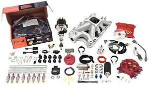 Details about FAST XFI 3035351-05 FORD SBF 351W MULTI-PORT EFI FUEL  INJECTION KIT SYSTEM