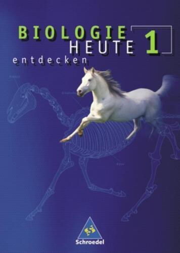 1 von 1 - Biologie heute entdecken SI + Lösungen - Allgemeine Ausgabe 2 /  #b22