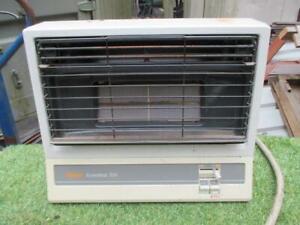 Rinnai Econoheat 850 Lpg Radiant Gas Heater In Good