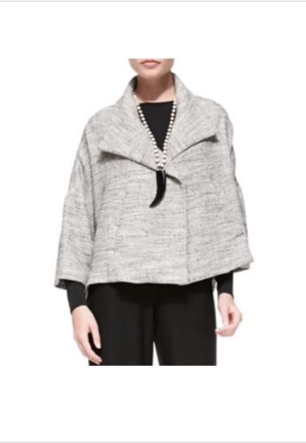 spina Pl bianco Fisher Swing pesce Eileen Nuovo a di 378 nero Jacket Soft 8Hrx8qwX
