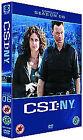 C.S.I. - Crime Scene Investigation - New York - Series 6 - Complete (DVD, 2010, 4-Disc Set)
