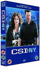 CSI - Crime Scene Investigation - New York - Season 6 [DVD], Good DVD, Gary Sini