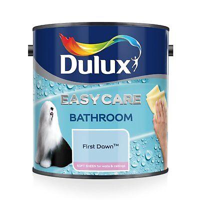 Easycare Bathroom Soft Sheen Paint - First Dawn 2.5L