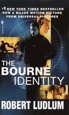 The Bourne Identity Bourne Trilogy No.1