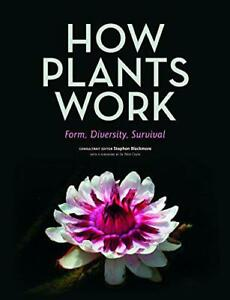 How-Plants-Work-Form-Diversity-Survival-by-Blackmore-Stephen-NEW-Book-FREE