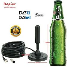 Mejor de alta definición Caravan Digital Tdt Portátil Tv Antena Antena