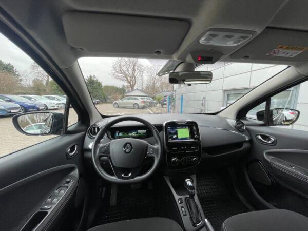 Renault Zoe  Limited billede 5