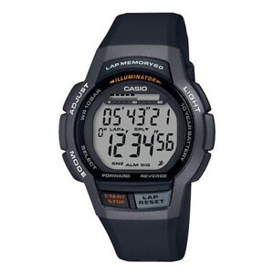 Casio LCD Digital Watch SPORT Chrono etc. WS-1000H-1AVEF