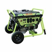 Green-Power America 8000 Watt Gas Powered Portable Generator