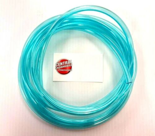 ATV Boat Motorcycle Snowmobile MX PWC 3//16-In ID Blue Fuel Line 10 Feet