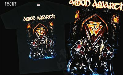 Swedish melodic death metal band,T/_shirt-SIZES:S to 6XL AMON AMARTH